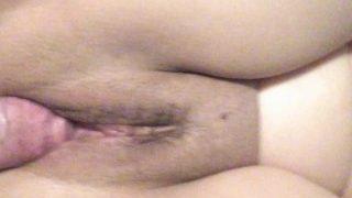 Kurvikas brünett teeb mehega anaali